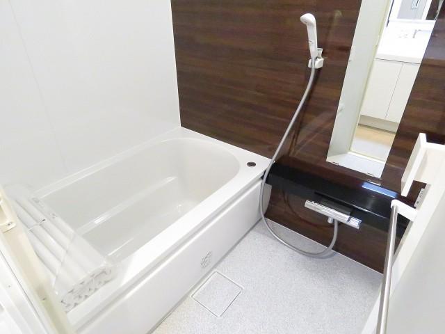 ウェルシャン築地 バスルーム