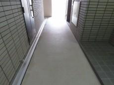 マイネシュロッス経堂 共用廊下