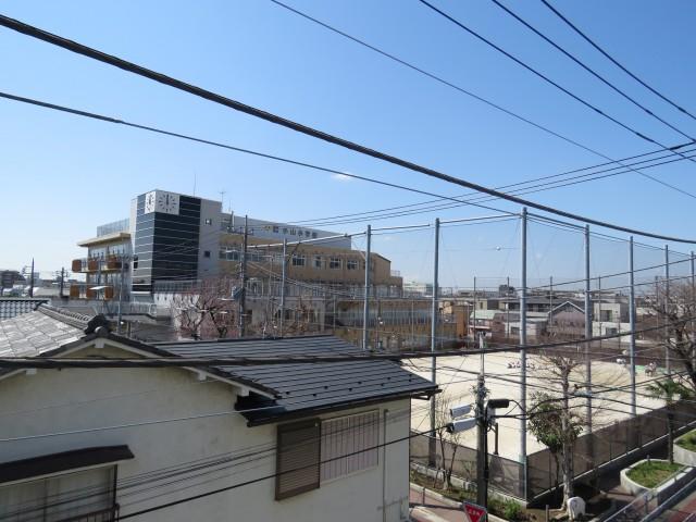 ワールドパレス第Ⅱ武蔵小山 眺望