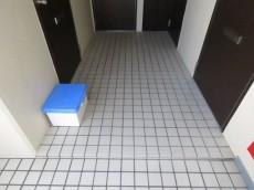 ワールドパレス第Ⅱ武蔵小山 共用廊下