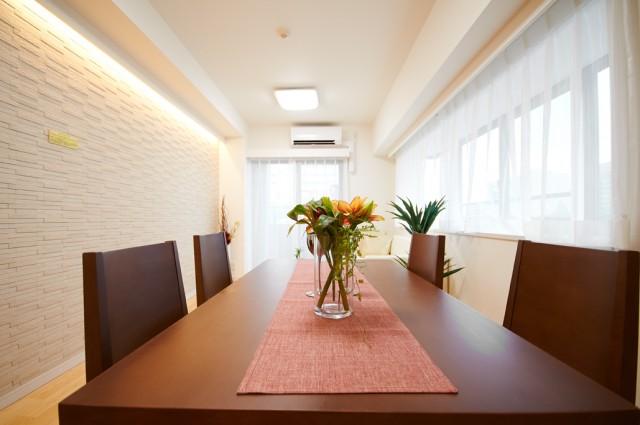 セザールアクアフロント勝どきイースト401 テーブル