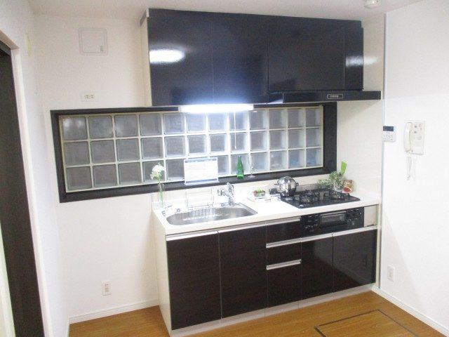 ビバリーホーム西小山 キッチン