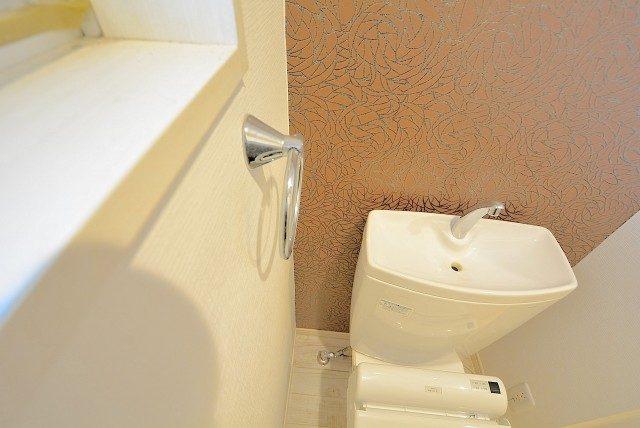 大橋団地 トイレ