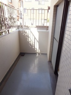 アルス駒込 洋室3 バルコニー