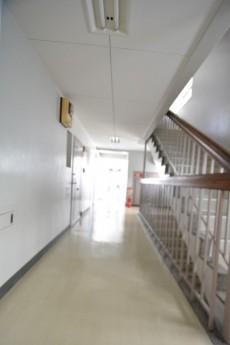 大橋(久保ビル) 共用廊下
