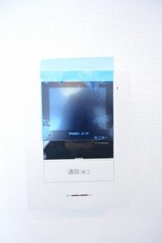 大橋(久保ビル) TVモニター付きインターホン