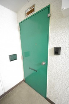 グリーンキャピタル神楽坂 玄関