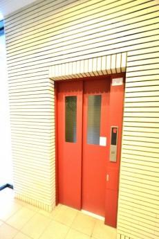 モアクレスト築地 エレベーター