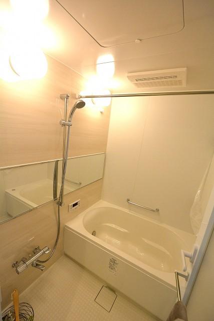 モアクレスト築地 バスルーム