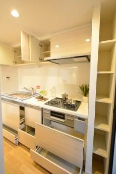 モアクレスト築地 キッチン