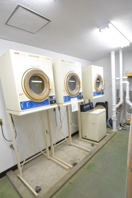 中銀若林マンシオン 乾燥機