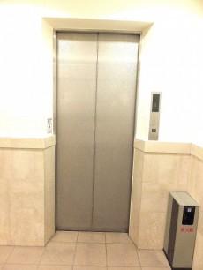 ベルザ南麻布 エレベーター