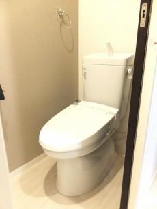 ベルザ南麻布  トイレ