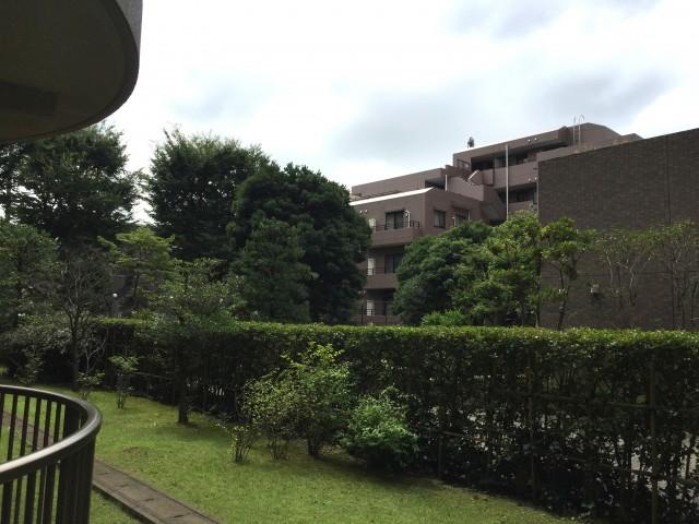 桜丘フラット 眺望