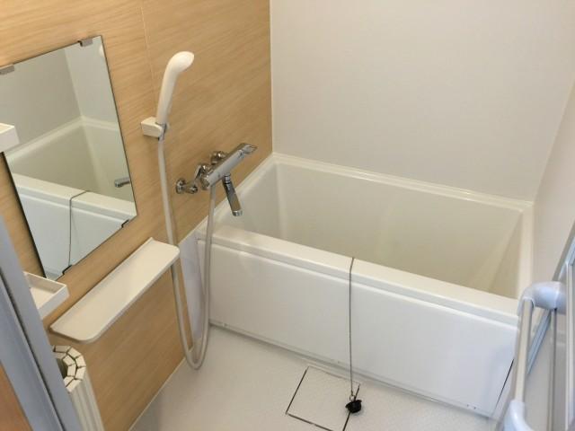 秀和新川レジデンス バスルーム