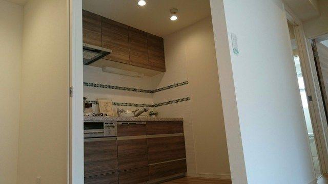 六本木ハイツ 301号(18)キッチン