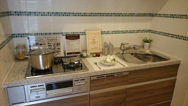 六本木ハイツ 301号(17)キッチン
