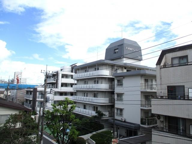 コトー大森36眺望