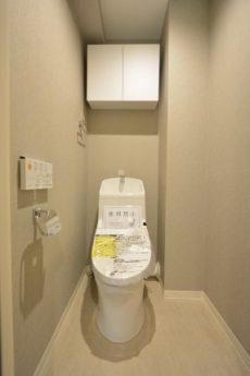 藤和護国寺コープ312号室 トイレ
