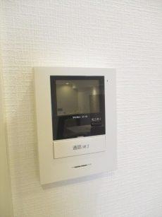 14山王スカイマンションTVモニターインターフォン