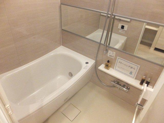 シャンボール第二都立大バスルーム