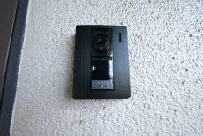東中野ハイム602 カメラ付きインターフォン