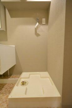 マンション駒場301号室 洗濯機