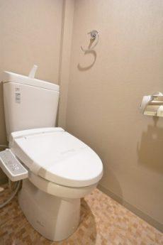 マンション駒場301号室 トイレ