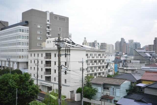 マンション駒場301号室 眺望