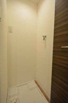 カーサ池尻 1203号室 洗濯機置場
