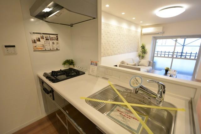 カーサ池尻 1203号室 キッチン