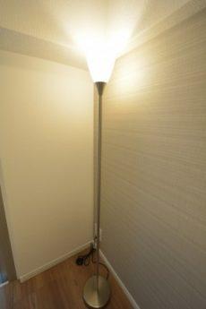 カーサ池尻 1203号室 照明