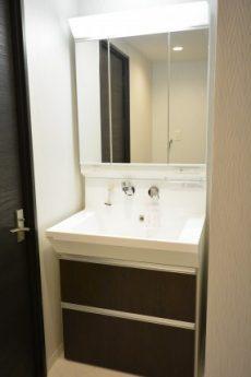 カーサ池尻 1204号室 三面鏡