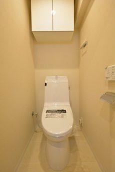 藤和用賀コープ305 トイレ