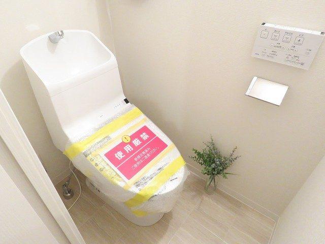 フロイント麻布 トイレ