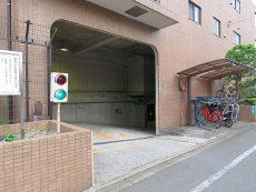 マイキャッスル二子玉川園 駐車場