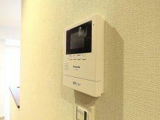 マイキャッスル二子玉川園 TVモニター付きインターホン