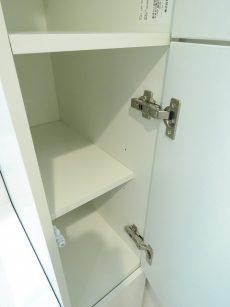 玉川コーポラス 洗面化粧台収納