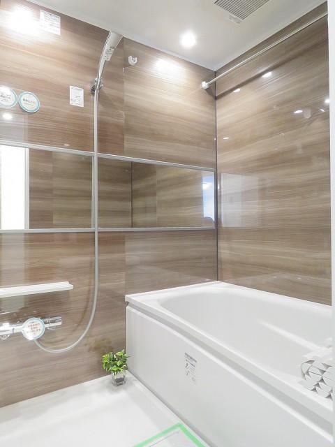 玉川コーポラス バスルーム