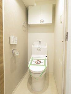 玉川コーポラス トイレ