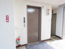 玉川コーポラス エレベーター