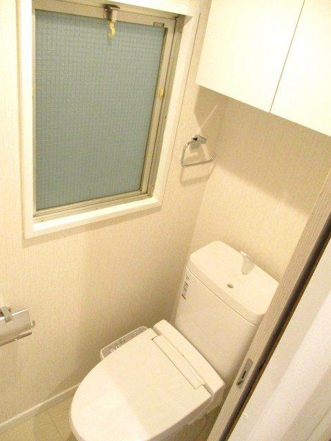 NKコータース5階 トイレ