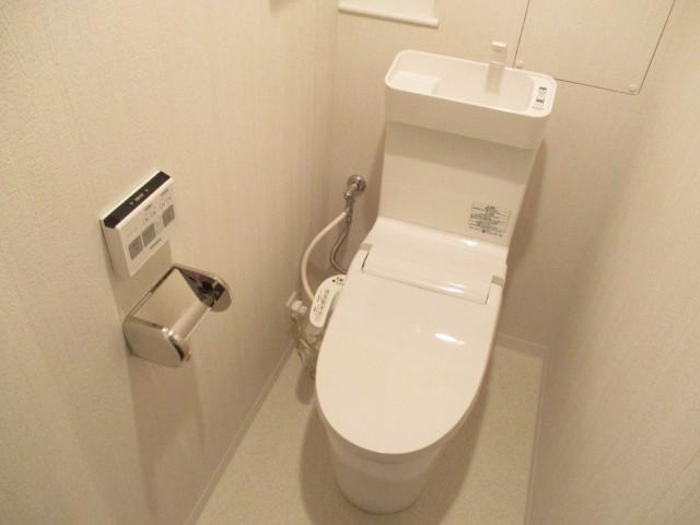 大森パークホームズベイサイドコート トイレ