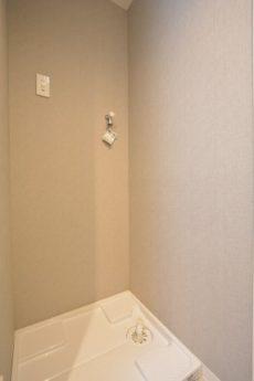 藤和護国寺コープ312号室 洗濯機