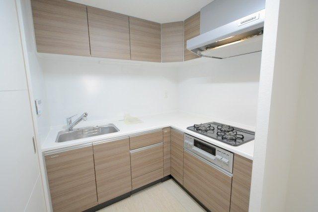 パストラルハイム西蒲田 キッチン