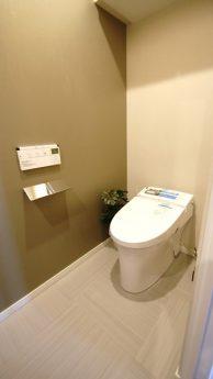 トゥール高輪601 トイレ