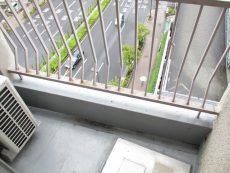 マンション中野坂上37バルコニー