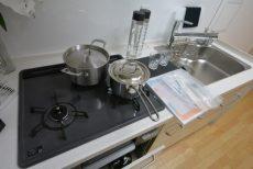 トーア文京マンション キッチン