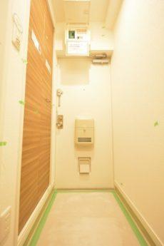 上馬ハイホーム906 玄関