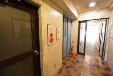 ライオンズマンション三軒茶屋第6 エレベーター